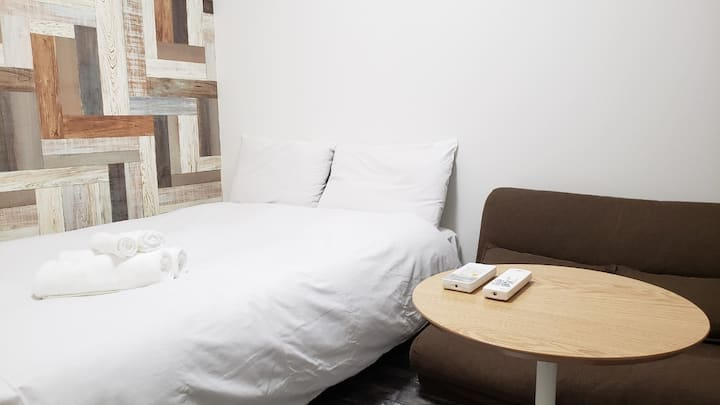 J22★Private Apartment★ Great Access to Kyoto, Kobe