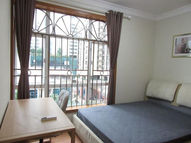福田区 石厦] 3号线(龙岗线)  新新家园2居室 - Shenzhen - House