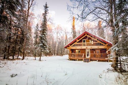 Nana's Cabin - Talkeetna