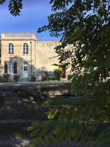 À 5 min de Soissons ,calme  Séjour Pro ou détente