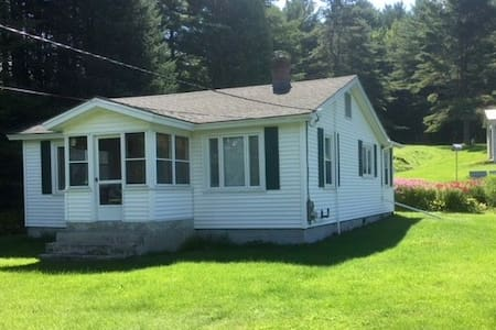 Nice little home in a nice little town, Dalton, NH