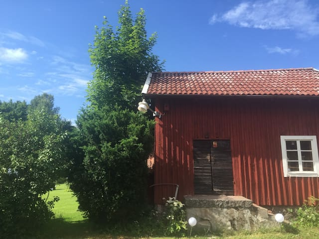 Simple Barn Attic - Töreboda NO