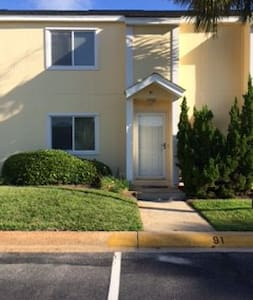 Two bedroom townhome next to pool