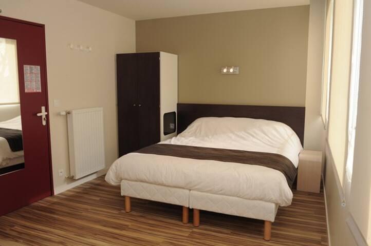 Chambre chez l'habitant 5mn du RER C - Athis-Mons - Lägenhet