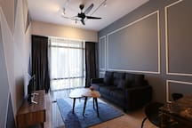Anggun Luxury One Bedroom Apartment 1