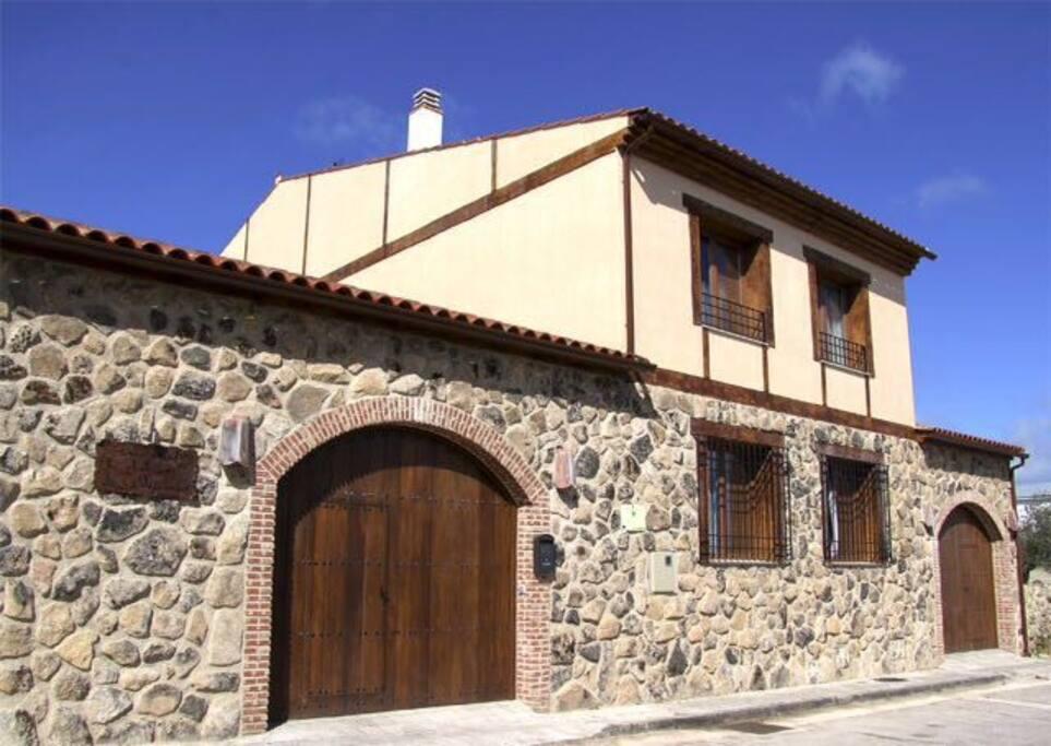Casa rural 4 estrellas casas en alquiler en - Alojamiento rural merida ...