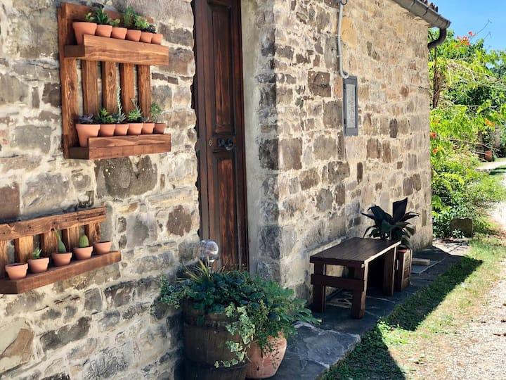 Le Velle b&b, casa con vista sulla Valmarecchia
