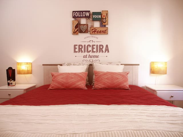 ERICEIRA at home . BEACH room