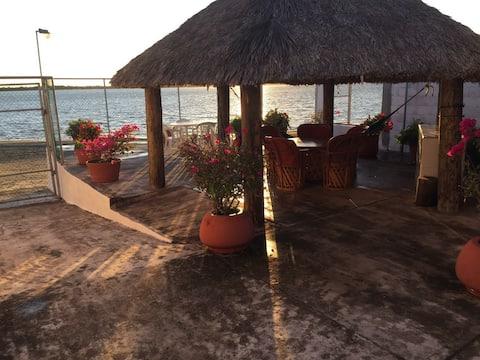 Casa en Altata frente a la playa!