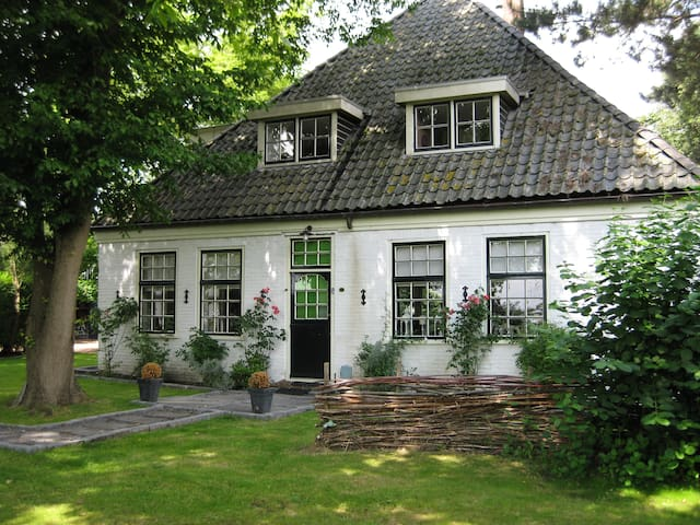 Farmhouse with swimming pool near Amsterdam - Blokker