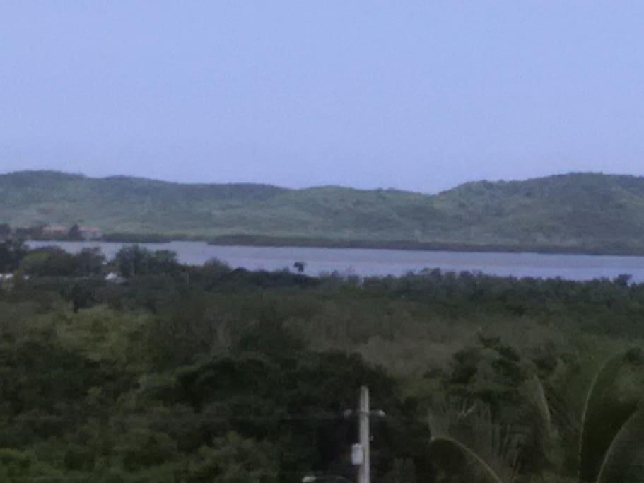 Sierra Bermeja and Boqueron bay.