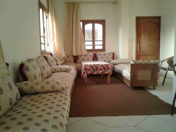 Apartment in a quiet place not far from the beach