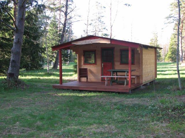 Cosy Summer House at Järve Cottages