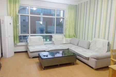 鞍钢公寓山海之家空调两室日租 - Yingkou Shi