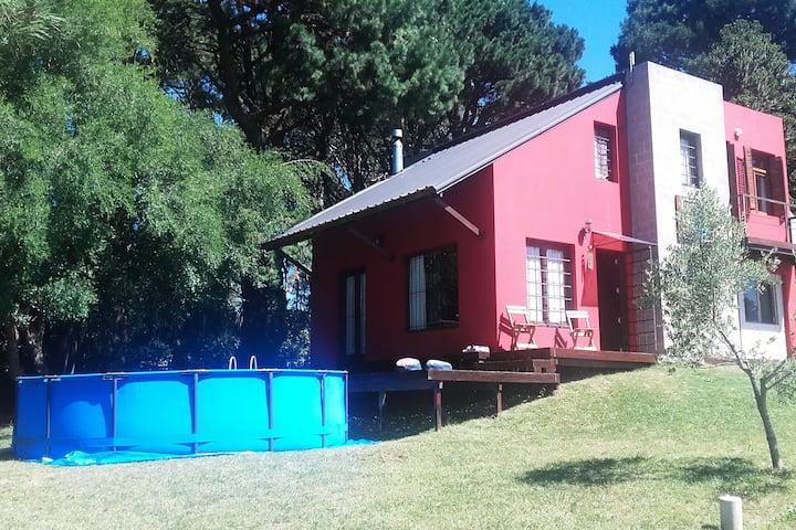 Casa en Sierra de los Padres.