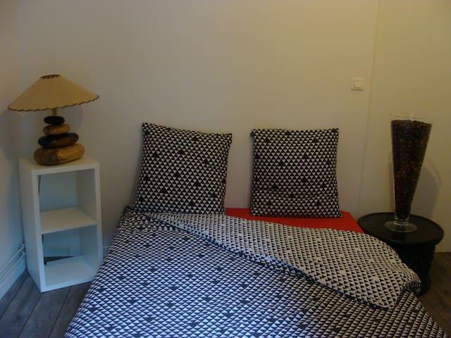 Chambre dans un cadre bucolique; idéal pour l'Euro - Saint-Chéron - House
