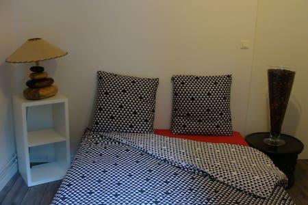 Chambre dans un cadre bucolique; idéal pour l'Euro - Saint-Chéron - Dom