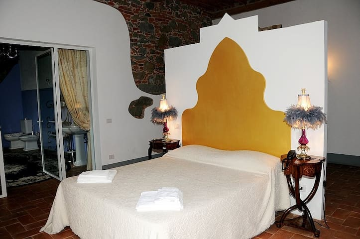 Private room ideal for families - 2Chianti - Sinalunga - Bed & Breakfast