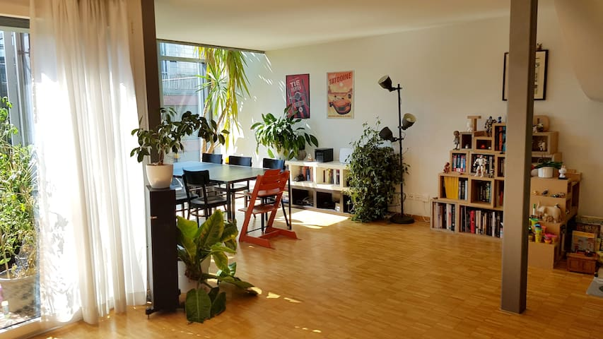 Cosy apartment in the middle of Zürich