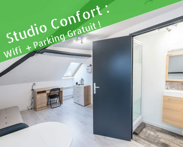 Studio Confort N° 3