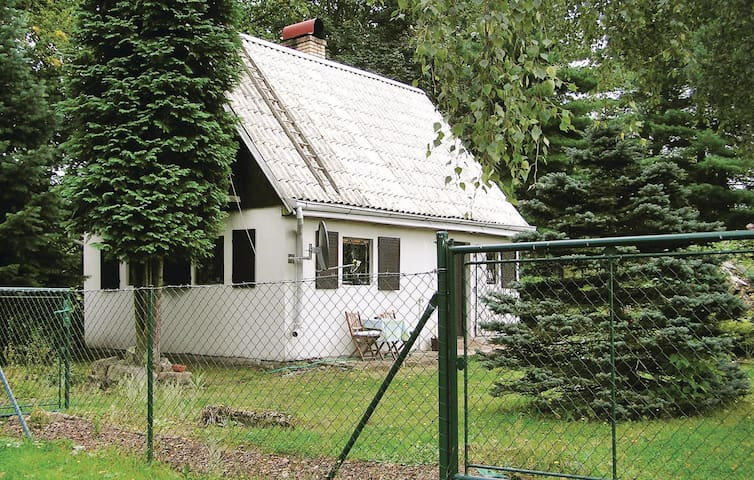 Holiday cottage with 1 bedroom on 43 m² in Ceska Kamenice