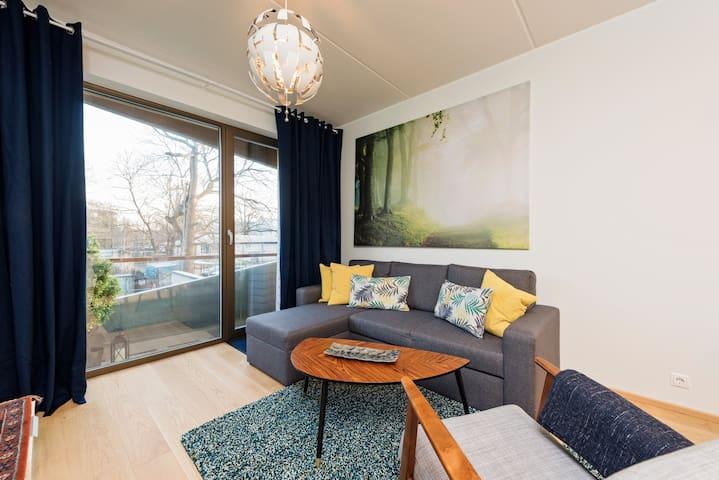 New and stylish apartment in trendy Kalamaja