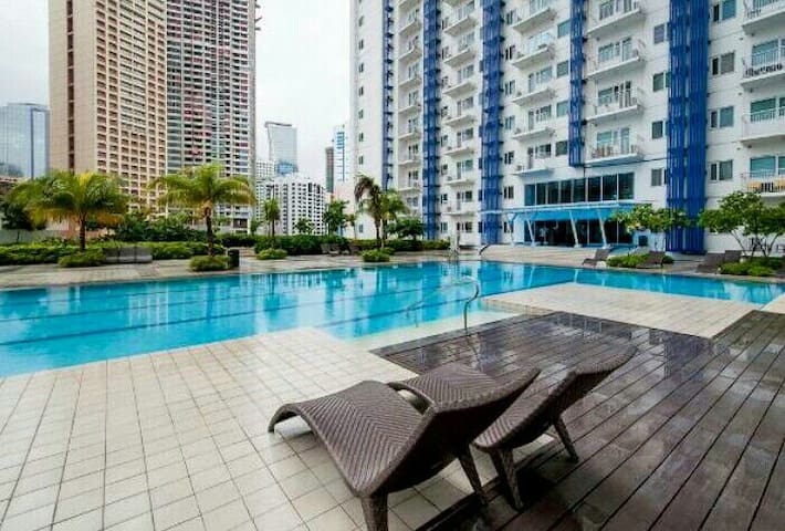 Newly-Furnished Pad in Bel-Air - Bel-Air, Makati City - Byt