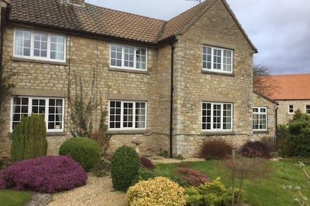 Feversham Cottage, 1 Stonegarth Helmsley YO62 5AJ - Helmsley - Huis