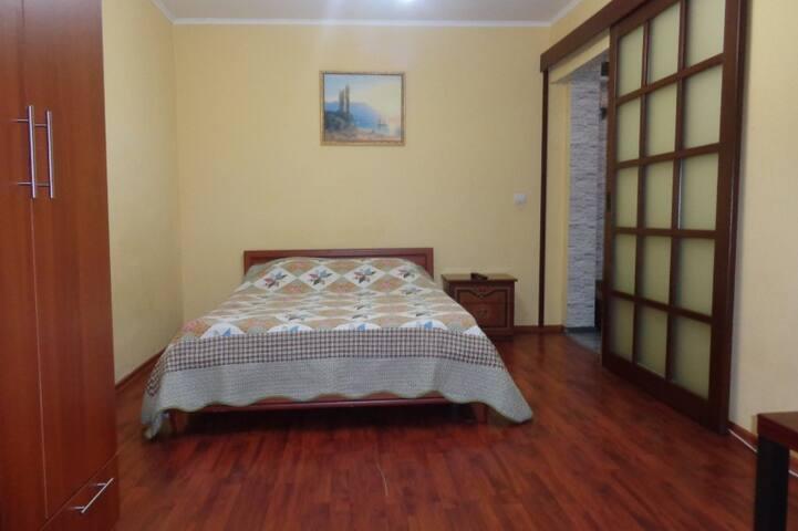 Однокомнатная квартира по Куликовской