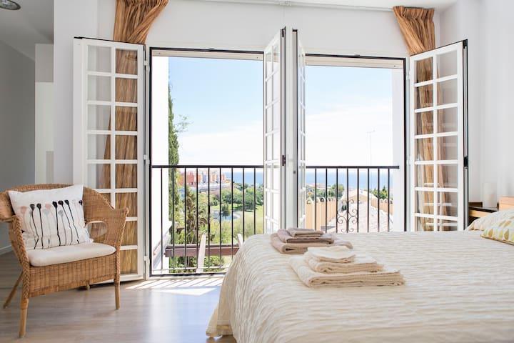 Sun Home Duplex Añoreta - Torre de Benagalbón - Apartamento