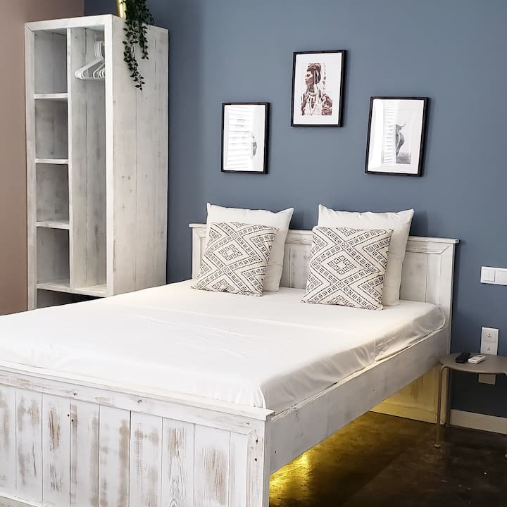 Beautiful boho room in Pietermaai District