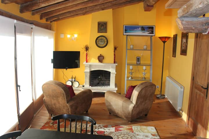 SOLERA DE MONTSANT ~Terrace+Studio+Mezzanine Loft