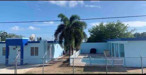 Cabo Rojo-Casa de playa-PRIVATE Pool,WIFI & AC