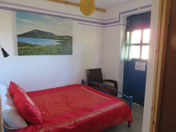 Double room at Odem's guest house