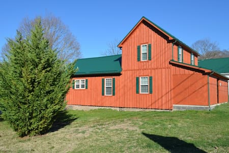 River Trail Cabins The Lodge - Damascus - House