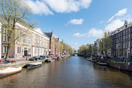 Double room in the heart of Amsterdam - Amsterdam - Casa