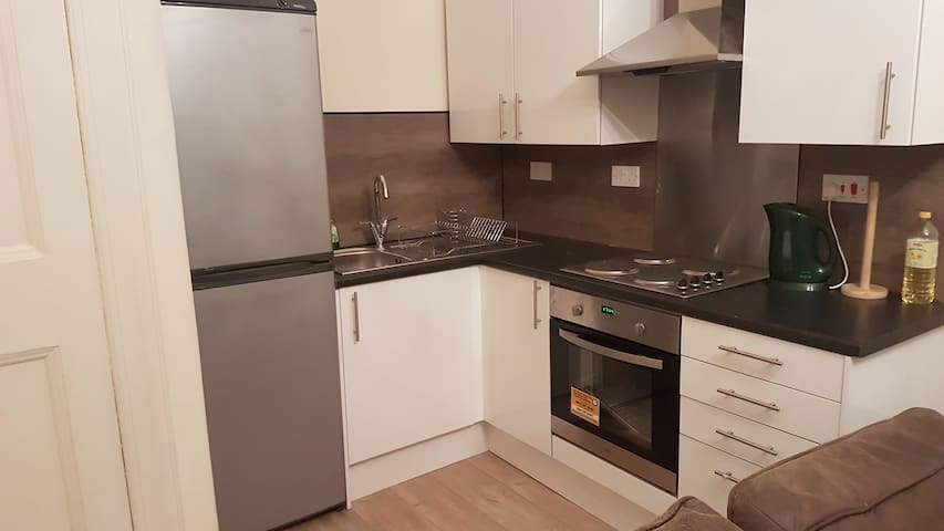 Entire flat - under 2 miles from city centre - Glasgow - Apartament