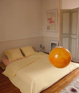 studio avec salle d'eau/wc privée - Châtellerault - Şehir evi