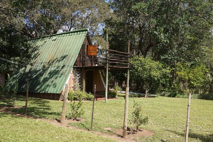 Lechwe Chalet rental, Leopards Hill Road, lusaka