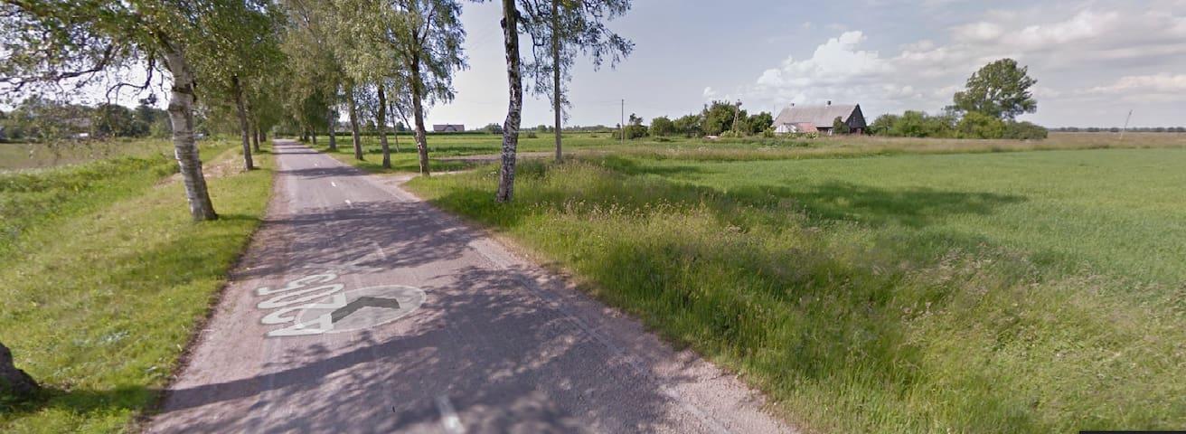 Quiet place - authentic house - Šilutės rajono savivaldybė - Huis
