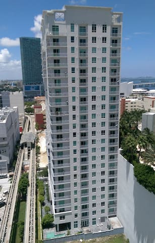 Chic Downtown Miami Loft