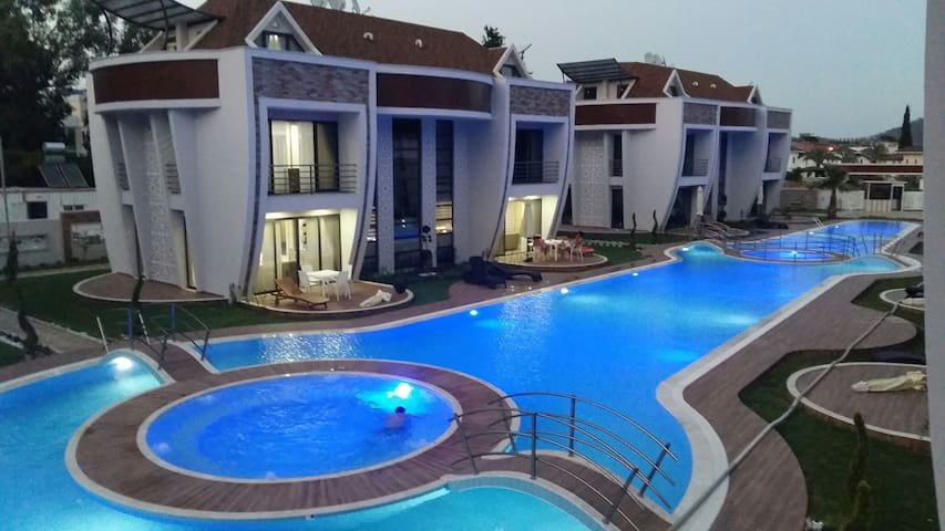 Hande Homes 2 (1+1 ve 2+1 Kiralik) - Kemer - Wohnung