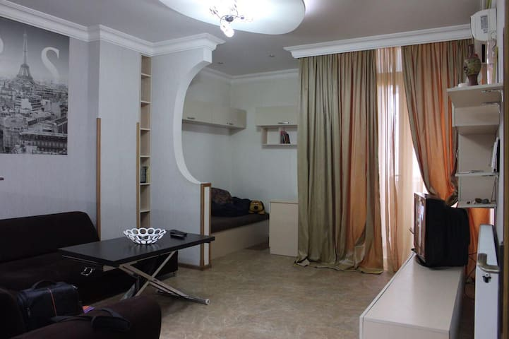 Apartment on the Black Sea coast