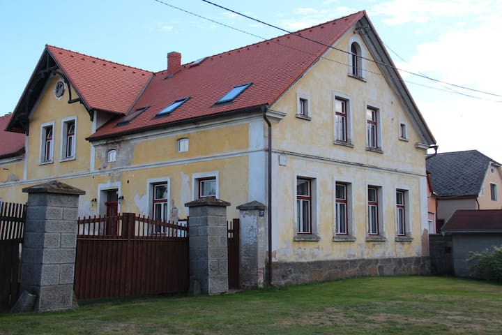 Historical farmhouse