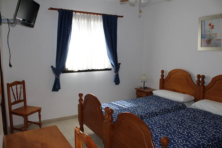 Double room, La Vista Pension, Guia de Isora