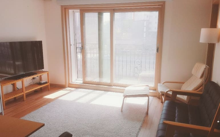 Excellent 1Bed room in Suwon city. 광교카페거리 예쁜빌라 - Yeongtong-gu, Suwon-si - Casa