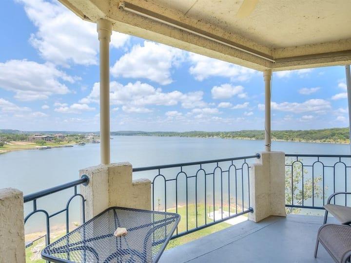 Enjoy our View on Lake Travis!