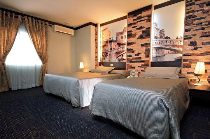 Friendly Suite Standard At Makati City