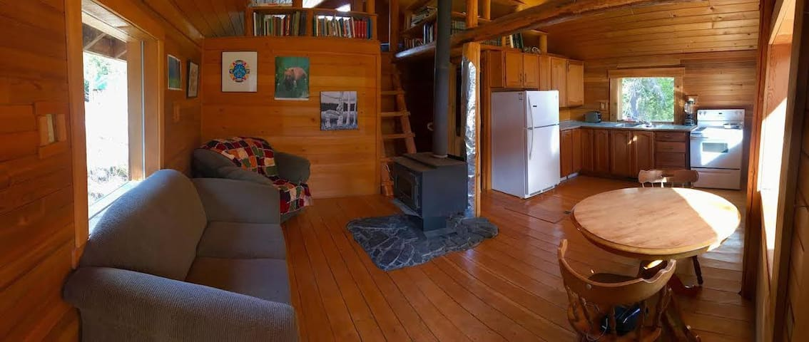 Saloompt Cabin
