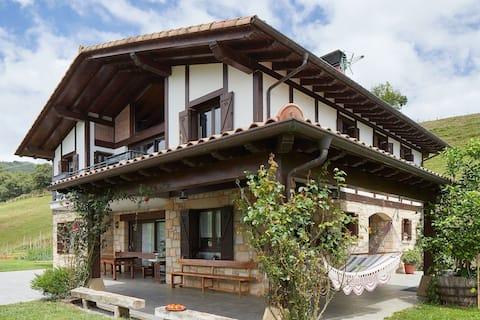 Basque accomodation 10 minutes from San Sebastian